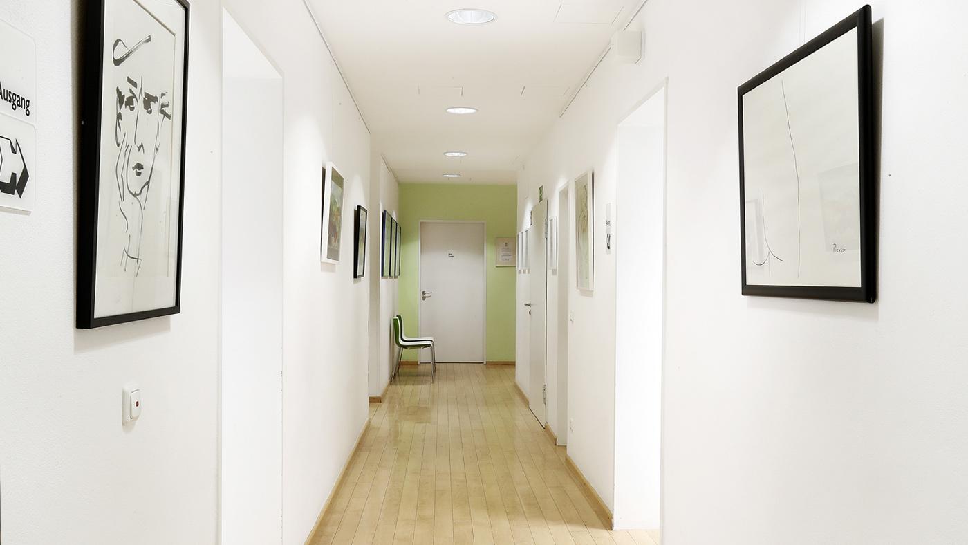 Enddarmzentrum München-Bavaria, Einrichtung