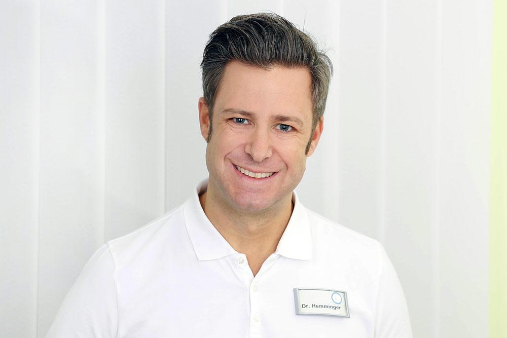 Dr. Felix Hemminger, Enddarmzentrum München-Bavaria