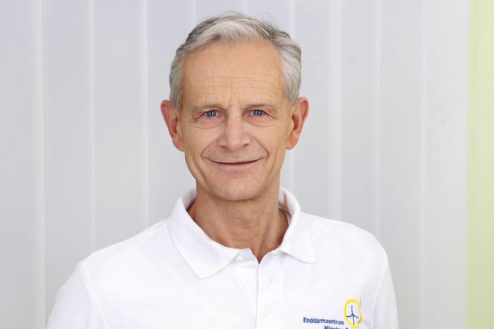 Dr. Georg Osterholzer, Enddarmzentrum München-Bavaria