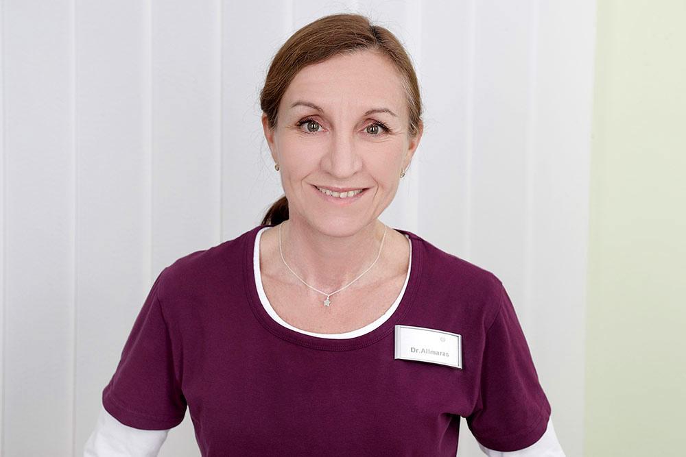 Dr. Sibylle Allmaras, Enddarmzentrum München-Bavaria